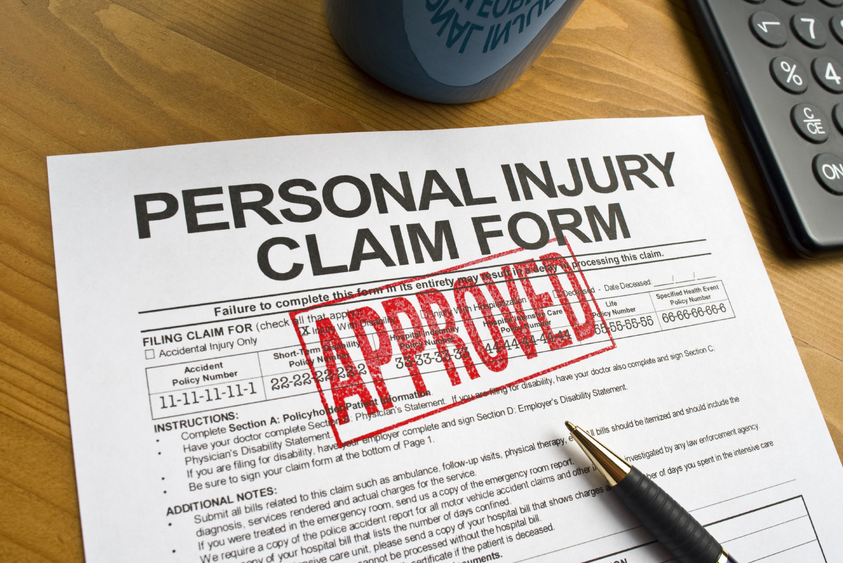 Compensation - How Much is a Personal Injury Lawsuit Worth?